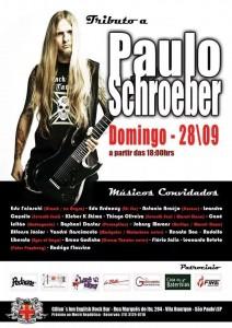 Tributo a Paulo Schoebe